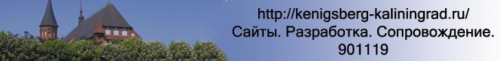Разработка, поддержка, и продвижение сайтов в Калининграде